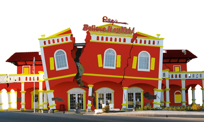 Up to 46% Off Admission at Ripley's Believe It or Not!