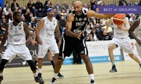 Two Adult Tickets to Newcastle Eagles v Surrey Scorchers or Leeds Force (Up to 50% Off)