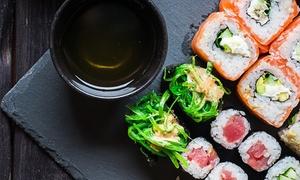 Sushi Taicoon: 1, 2 oder 4 Sushi-Boxen nach Wahl bei Sushi Taicoon (bis zu 31% sparen*)