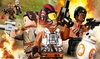 LEGO Star Wars: The Force Awakens Video Game: LEGO Star Wars: The Force Awakens for Nintendo 3DS, Wii U, PSVita, PS3, PS4, Xbox 360, and Xbox One