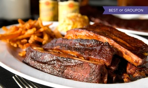 40% Off Barbecue and Vegan Food at Double Wide Grill at Double Wide Grill, plus 6.0% Cash Back from Ebates.