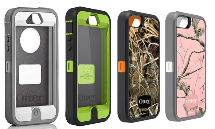 OtterBox Defender Series Case for iPhone 5/5s: OtterBox Defender Series Case for iPhone 5/5s. Multiple Colors Available. Free Returns.