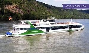 Rhein Mosel Schifffahrt Hölzenbein: Schifffahrt nach Wahl für 2, 4 oder 6 Personen bei Rhein Mosel Schifffahrt Hölzenbein (bis zu 60% sparen*)