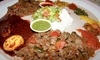 Ghion Cultural Hall - Ghion Cultural Hall: Ethiopian Food for Two or Four at Ghion Cultural Hall (40% Off)