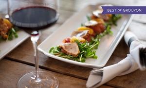 Mignon Cafè: Degustazione calici di vino con tagliere e specialità di pesce al Cafè Mignon, in zona EUR (sconto fino a 73%)