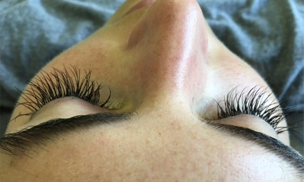 local spring eyelash extensions