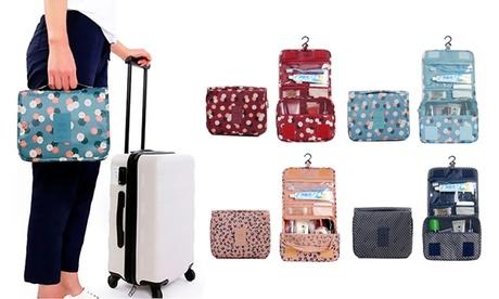 1 o 2 beauty case da viaggio impermeabili disponibili in vari modelli...