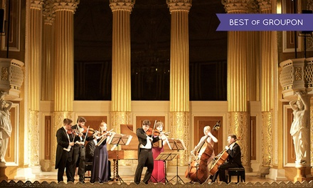 London Concertante: Vivaldi, Mozart and Bach by Candlelight on 16 February, St Martin-in-the-Fields (Up to 48% Off)