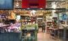 Jamón Jamón - Varias localizaciones: Picoteo para 2 o 4 con ración de jamón ibérico, pa amb tomàquet y botella de vino desde 12,90 € en 2 locales Jamón Jamón