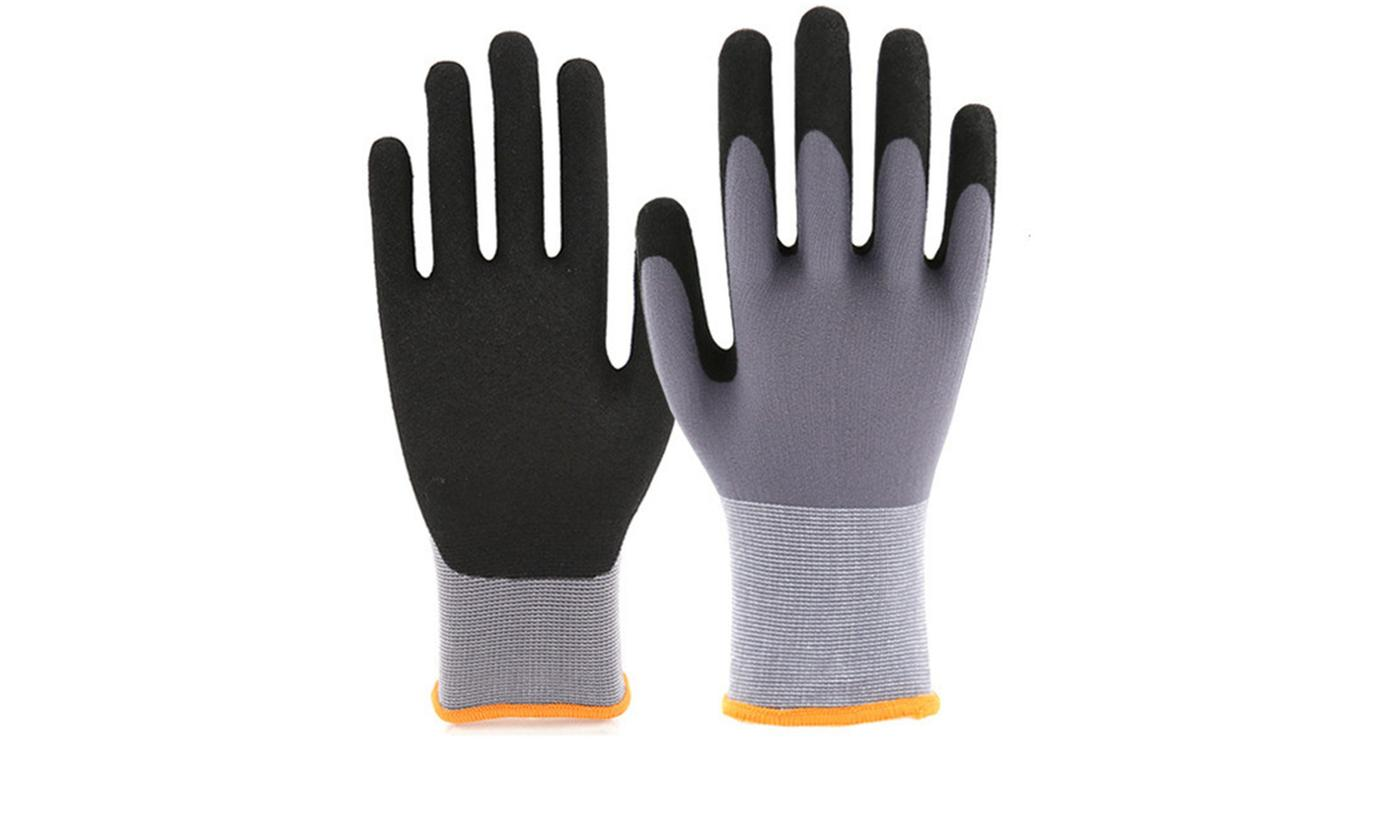 Up to Four Pairs of Anti-Slip Protective Gloves