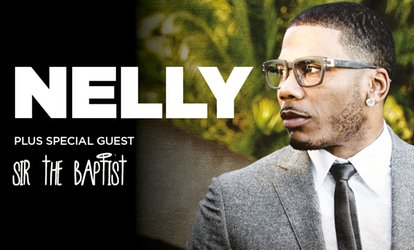 image for Nelly UK Tour on 14 November - 4 December at Choice of Eight Locations (Up to 50% Off)