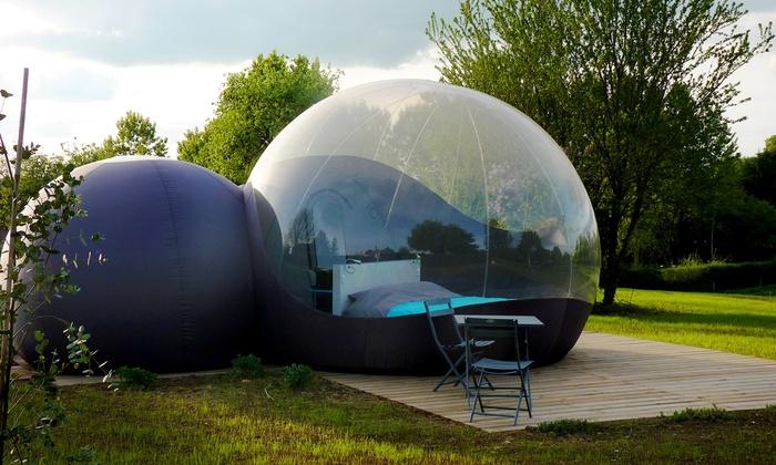 Les bulles d 39 o saint andr sur s vre nouvelle for Le buro bulle