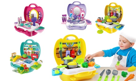 Kids' Role Play Toy Set: One ($19) or Two ($29)