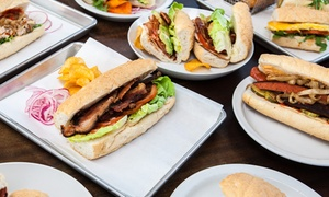 Royal: Pub Food and Drinks for Two or Four at Royal (40% Off)