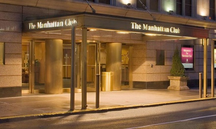 Stay at The Manhattan Club in New York, NY. Dates into March.