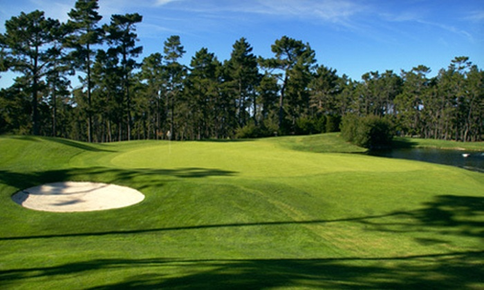 Poppy Hills Golf Course - Del Monte Forest: $75 for an 18-Hole Round of Golf Including Cart at Poppy Hills Golf Course (Up to $236 Value)