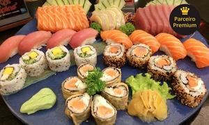 Taiping: Rodízio japonês para 1 ou 2 pessoas no Taiping – Shopping Rio Sul