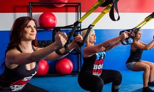 Up to 82%  Off Boot Camp at Paseo Fit Body Boot Camp, plus 6.0% Cash Back from Ebates.