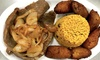 Up to 46% Off Puerto Rican Cuisine at San Juan BBQ