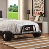 Saria Racecar Themed Youth Twin Bed