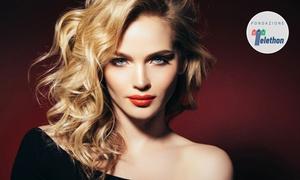 Cascomatto Parrucchieri: Pacchetti bellezza con taglio, piega più colore e shatush al salone Cascomatto Parrucchieri (sconto fino a 70%)