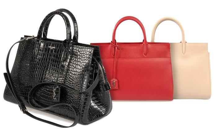 Yves Saint Laurent Cabas Handbags