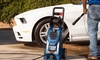 Ford 1,800 psi Electric Pressure Washer: Ford 1,800 psi Electric Pressure Washer