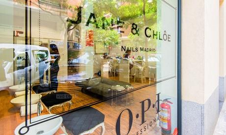Limpieza facial completa con opción a masaje kobido y microdermoabrasión desde 12,90 € en Jane and Chlôe Nails