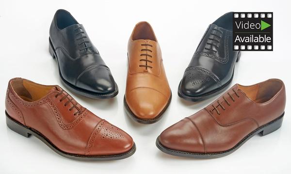 Samuel Windsor Handmade Italian Leather