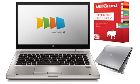 Portátil HP EliteBook 8470P 14.1' Core i5 reacondicionado (envío gratuito)