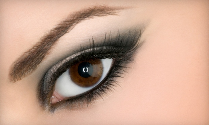 Salon Ventures - Kettering: Permanent Makeup for the Upper or Lower Lash Lines or Both Eyebrows at Salon Ventures (Up to 67% Off)