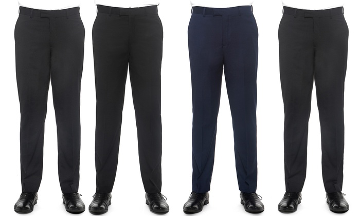 Nicole Miller Men's Suit Pants