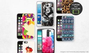 Talk Acessórios e Aparelhos Cel Ltda Me: Talk Acessórios e Aparelhos – Setor de Diversões Norte: capa personalizada para celular