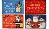 Christmas Washable Doormat