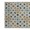 Mohawk Retro Tiles 5'x7' or 8'x10' Area Rug