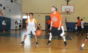 NextLevel Basketball Training: Admission to Seasonal Basketball Camp for One, Two, or Four at NextLevel Basketball Training (Up to 32% Off)