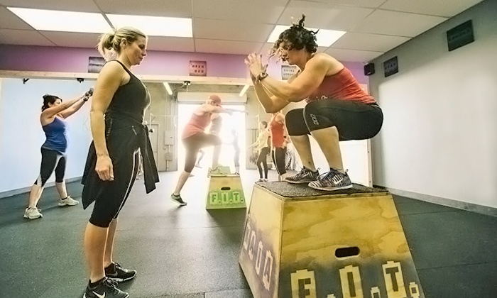 Kaia FIT Santa Barbara - Santa Barbara Downtown: One Month of Unlimited Fitness Classes or 5 Fitness Classes at KaiaFIT Santa Barbara (Up to 65% Off)