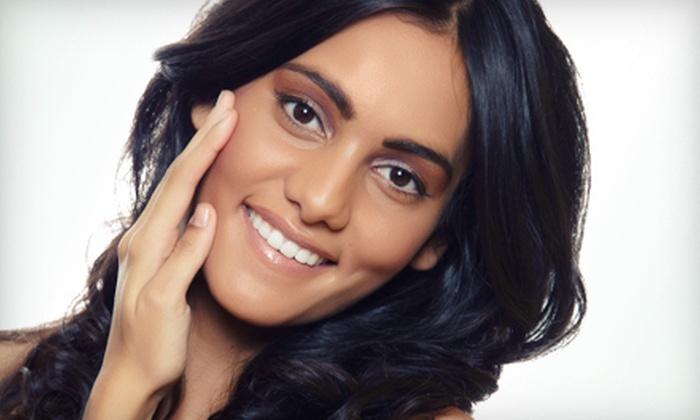 Bermejo Aesthetics - Bermejo Aesthetics: Three or Six Laser Skin-Tightening Treatments at Bermejo Aesthetics (87% Off)