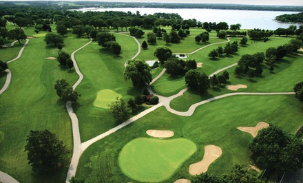 One-Night Stay for Two Adults, Valid SunFri Through 6/22, Includes $50 Dining Credit - Lake Lawn Resort in Delavan