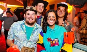 Project DC Events: Clarendon Halloween Bar Crawl for One or Two from Project DC Events on Saturday, November 5 (Up to 62% Off)