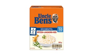 Pack de riz Uncle Ben's