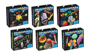 The Young Scientists Club: $79 for a Six Kit Complete Science Art Fusion Series from The Young Scientists Club ($120 Value)