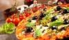 ⏰ Menu pizza gourmet