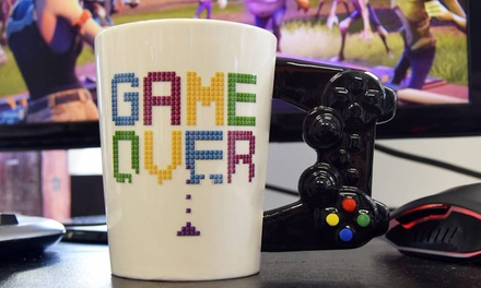 Tazza ''Game Over''