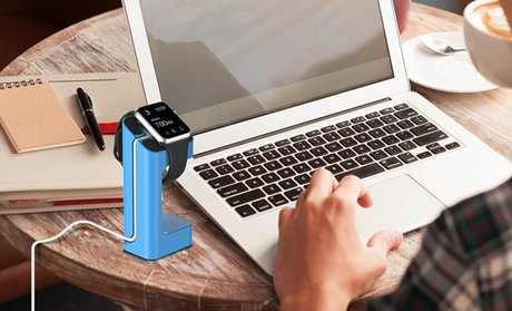 Aduro Charging Stand for Apple Watch