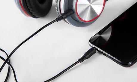 Hasta 6 cables mini jack