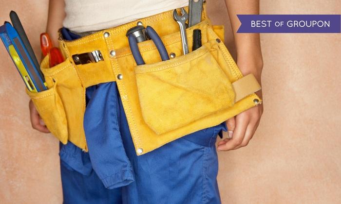 Murphy Family Services - Washington DC: Handyman Services from Murphy Family Services (50% Off)