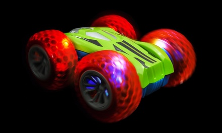 Auto acrobatica telecomandata