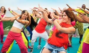 Szkoła Tańca Michał Boruta: Zumba®: 4 wejścia dla 1 osoby za 29,99 zł i więcej opcji w Szkole Tańca Boruta