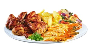 Adega: Chicken and Prawn Combo for R199 at Adega Restaurants (51% Off)